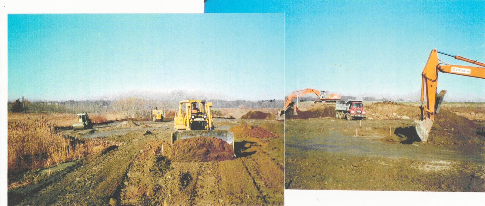 Falveys Earthworks Excavating